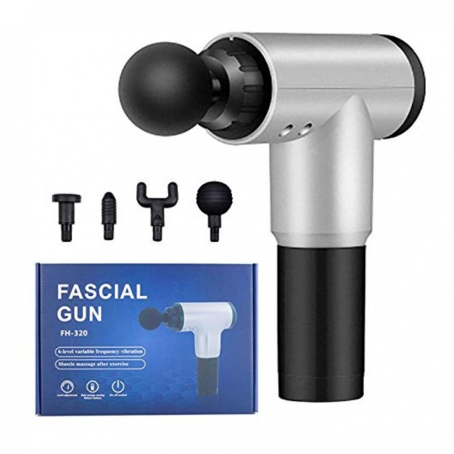 Fascial Gun for Trigger Point Release