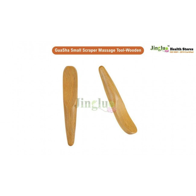 Guasha Small Scraper Massage Tool Wooden