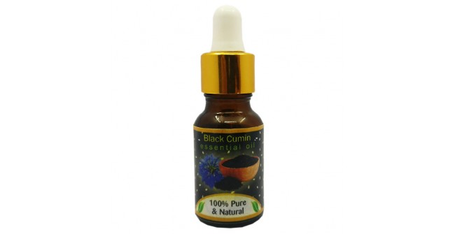 Black Cumin Essential Oil (15ml)
