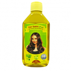 Jingluo Hair Shakthi oil (plus) 180ml