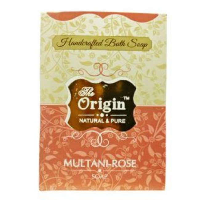 Soap Multani Rose