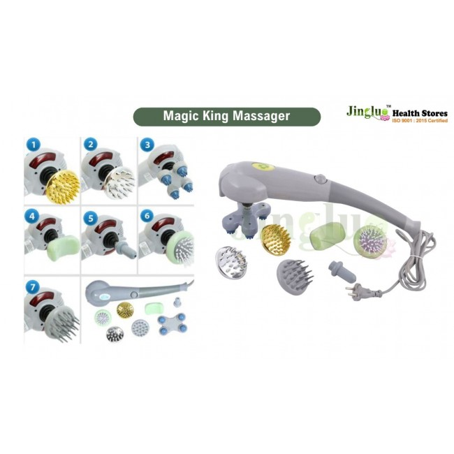 Magic King Massager