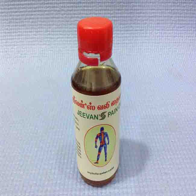 Total Pain Oil 100ml