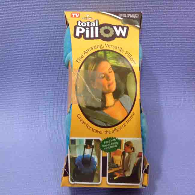 Pillow Total