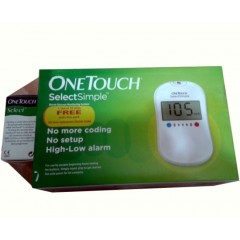 One Touch Sugar Monitor